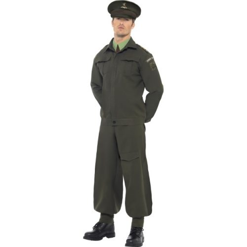 WW2 Home Guard Costume-0