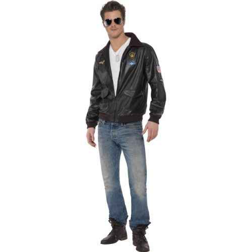 Top Gun Bomber Jacket-0
