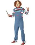 Chucky Costume - Men's-259006
