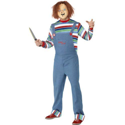 Chucky Costume - Men's-0