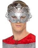 Colombina Silver Mask-259054