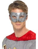 Metallic Warrior Colombina Eyemask-259057