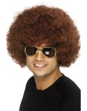 70's Funky Afro Wig-259786