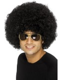 70's Funky Afro Wig-259789