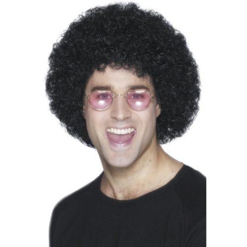 Afro Wig, Economy-0