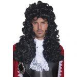 Pirate Captain Wig-0