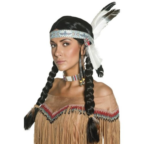 Native Indian Wig-0