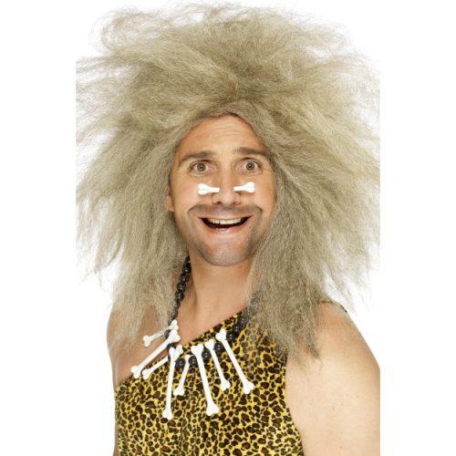 Crazy Caveman Wig-0