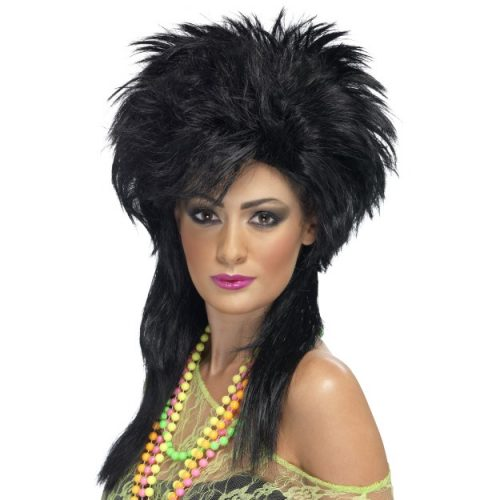 Groovy Punk Chick Wig-0