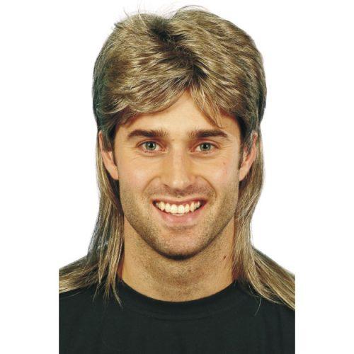 Mullet Wig-0