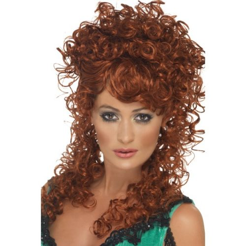 Saloon Girl Wig-0