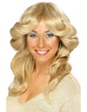 70's Flick Wig fancy dress-260434