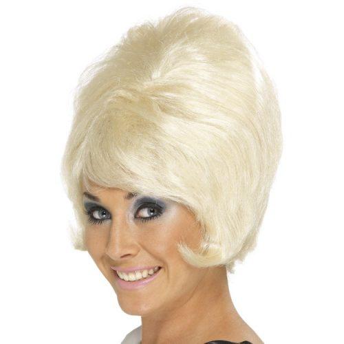 60's Beehive Wig-0