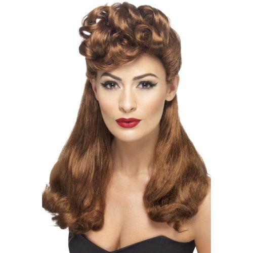 40's Vintage Wig-0