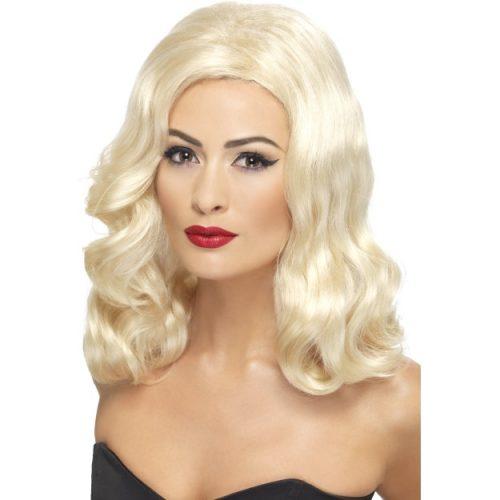 20's Luscious Long Wig-0