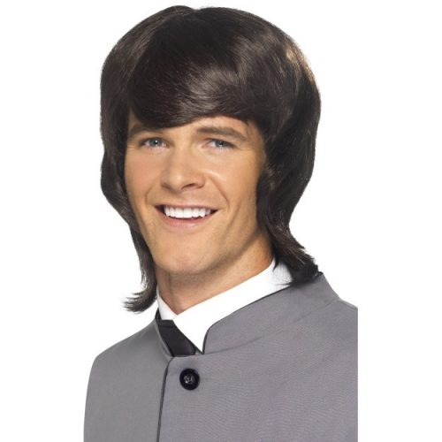 '60s Male Mod Wig-0