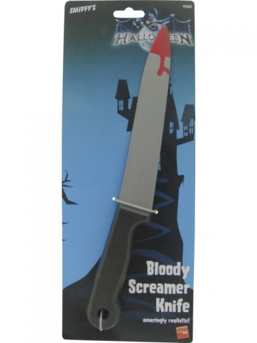 Blood Stained Screamer Knife-261983
