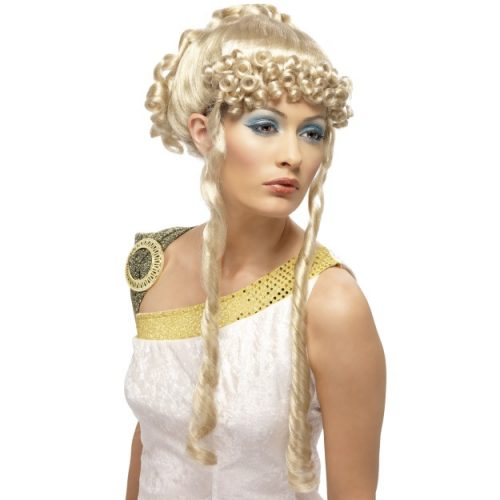 Greek Goddess Wig-0