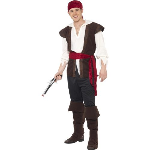 Pirate Costume-0
