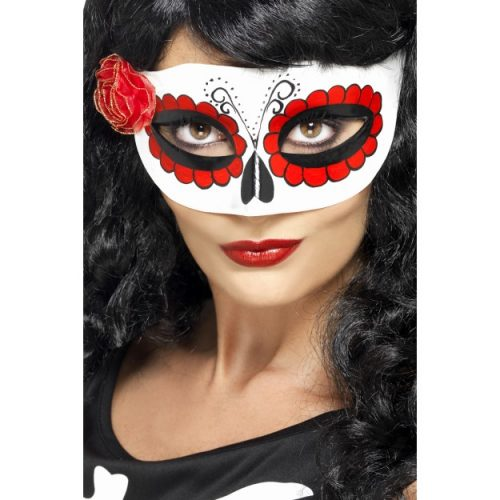 Mexican Day Of The Dead Eyemask-0
