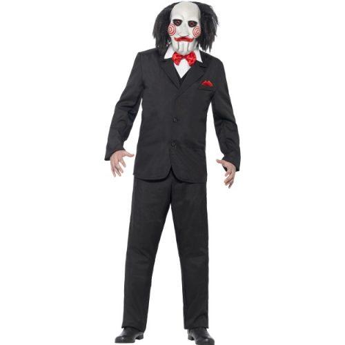 Saw Jigsaw Costume-0