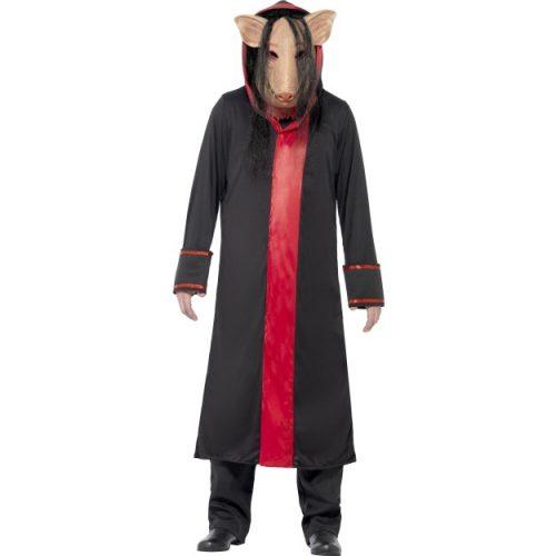 Saw Pig Costume-0