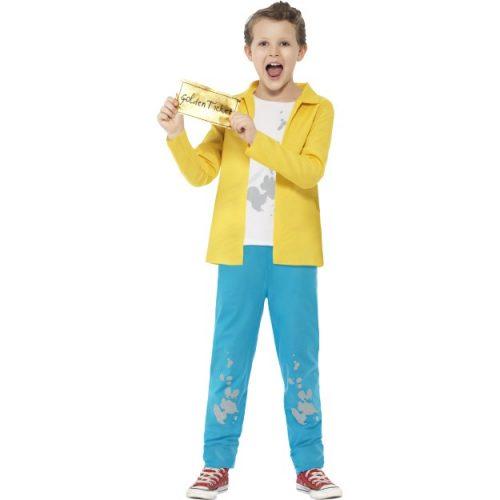Roald Dahl Charlie Bucket Costume-0