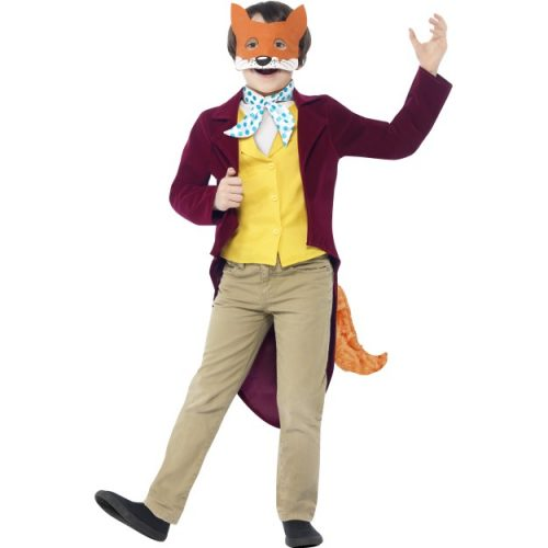 Roald Dahl Fantastic Mr Fox Costume-0