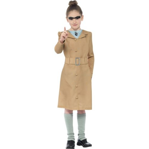 Roald Dahl Miss Trunchbull Costume-0