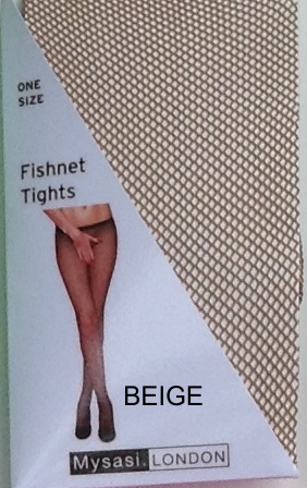 FISHNET TIGHTS BIEGE-0