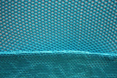 WW1905-BLUE FISH NET TIGHTS-261830