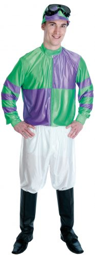 2665 JOCKY (GREEN AND PURPLE)-261985