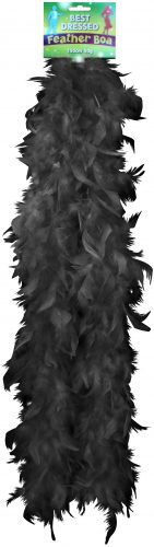 BLACK BOA-262098