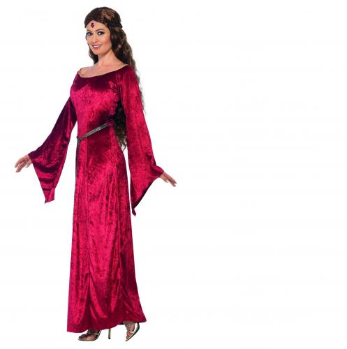 Medieval Maid Costume,